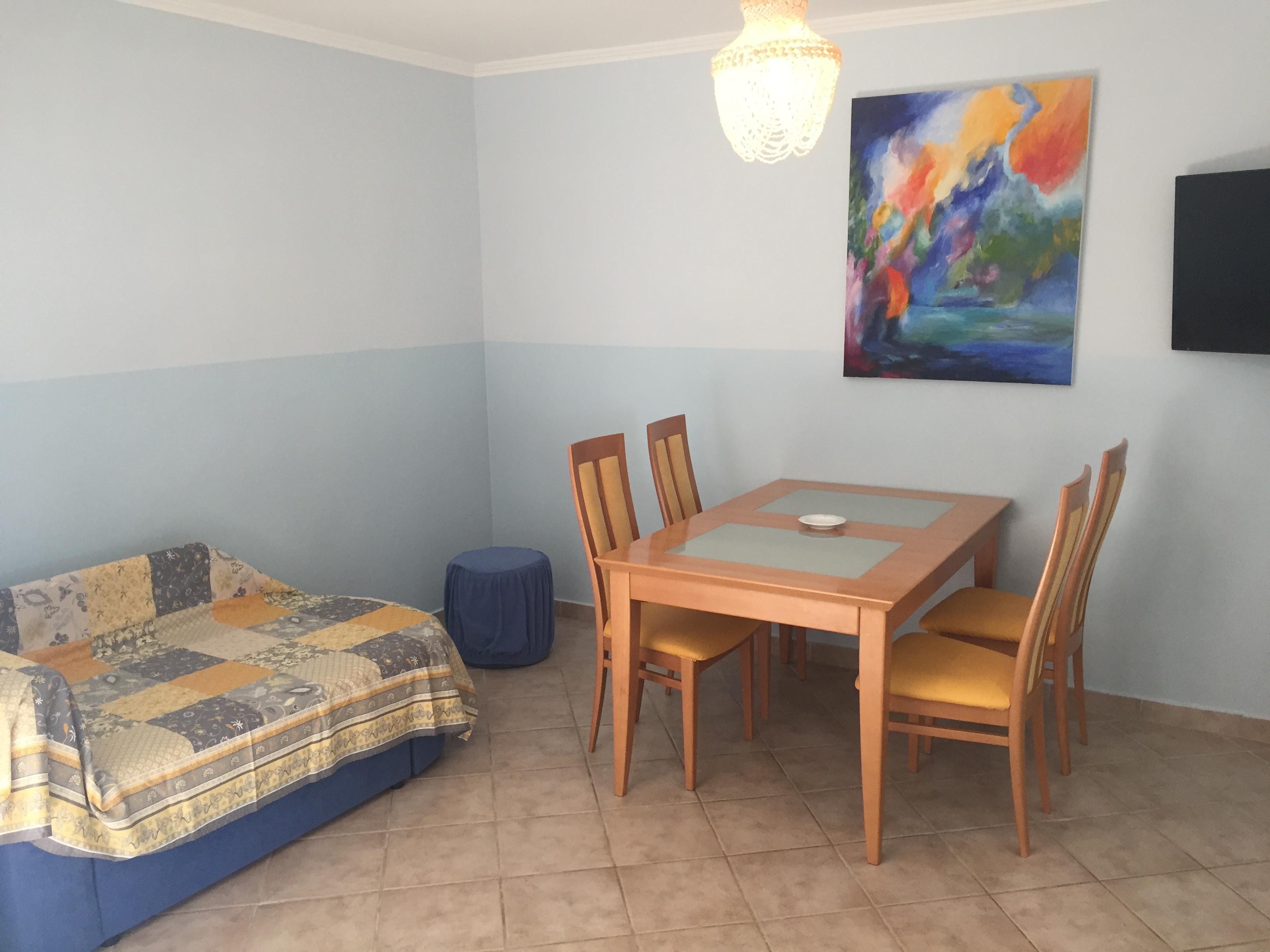 Apartment Mit Meerblick (2 Schlafzimmer